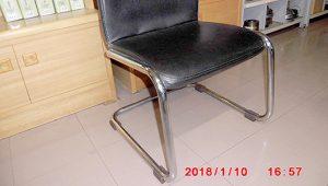 会議室椅子と事務机椅子の床保護用に【サークル脚用イスキャップ】