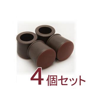 家具のスベリ材 丸キャップ S Cwe-023