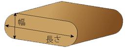 長丸脚タイプ
