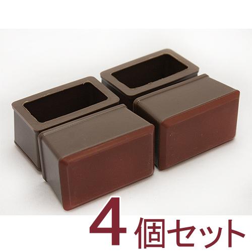 Cwe-035 家具のスベリ材 長角キャップ 22~25×42~45mm用