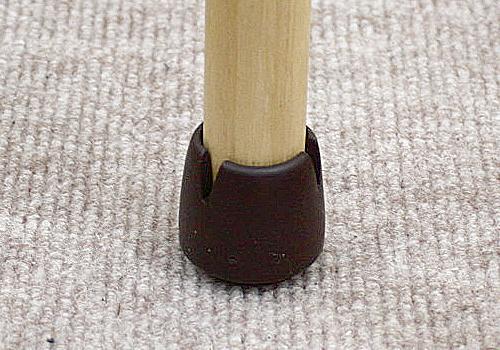 家具のスベリ材キャップの画像