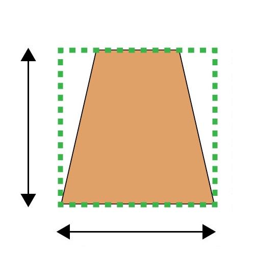 台形の椅子脚カバーの選び方