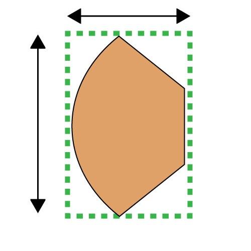 扇型の椅子脚カバーの選び方